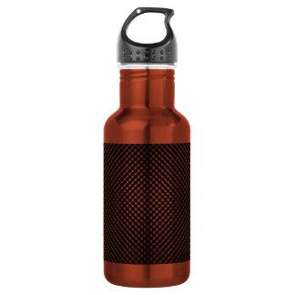 carbon fiber skin vo.1 18oz water bottle