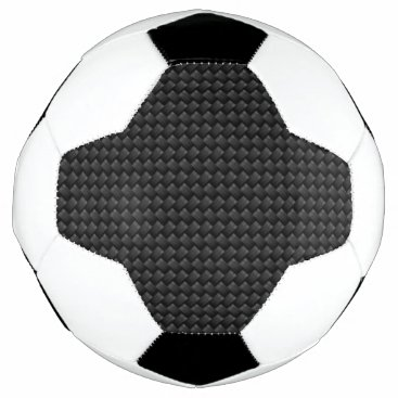 USA Themed Carbon fiber soccer ball