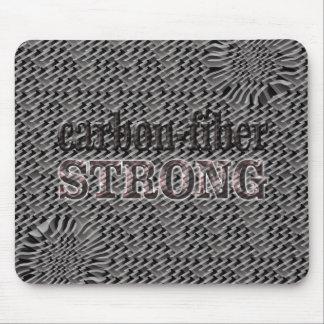 Carbon-Fiber Strong Mouse Pad