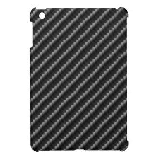 Carbon Fiber Style Cover For The iPad Mini