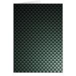 Carbon Fiber Texture Card