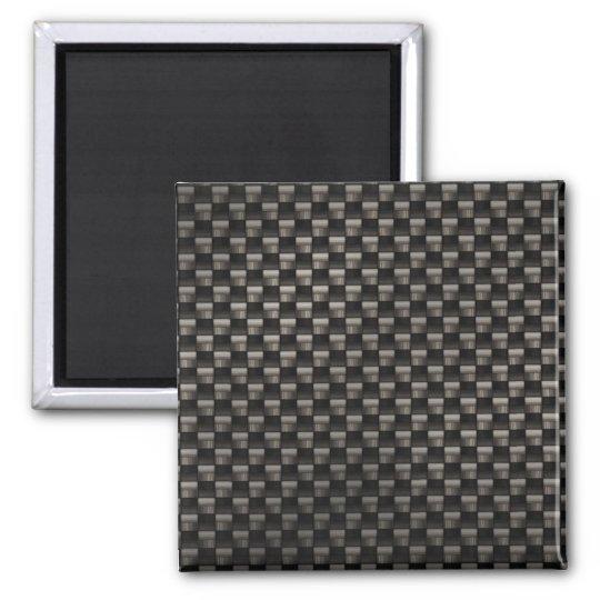 Carbon Fiber Texture Magnet