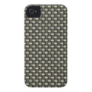 Carbon Fiber Textured iPhone 4 Case-Mate Cases