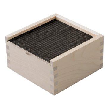 USA Themed Carbon fiber wooden keepsake box
