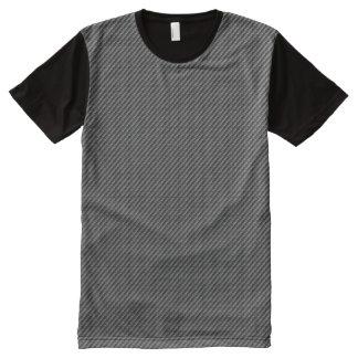 Carbon Fibre All-Over-Print Shirt