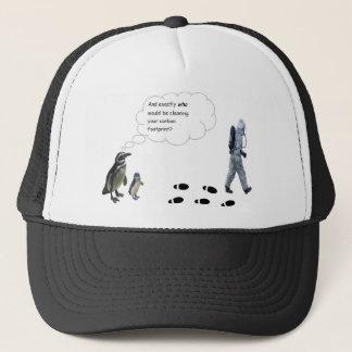 Carbon Footprint - Antarctica Trucker Hat