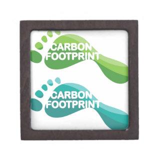 Carbon Footprint Gift Box