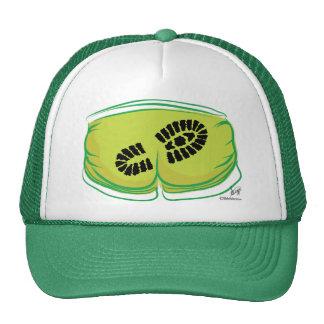 Carbon Footprint! Mesh Hats