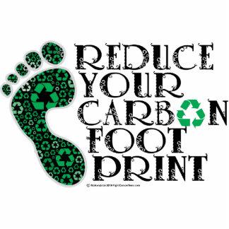 Carbon Footprint Cut Outs