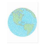 Carbon Footprint Post Card