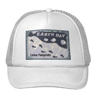 Carbon Footprints Mesh Hats