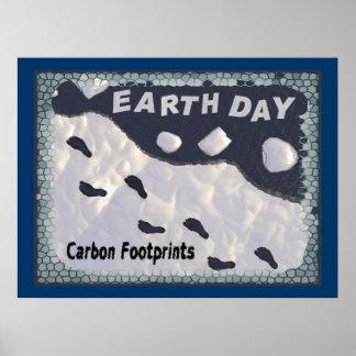 Carbon Footprints Poster