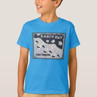 Carbon Footprints T-Shirt