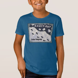 Carbon Footprints T-Shirt