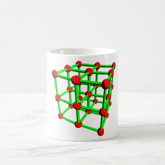 Carbon Molecule Mug