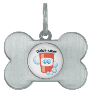 Carbon-nation Pet ID Tags