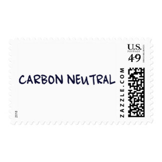 Carbon Neutral Postage