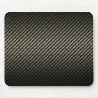 carbon pattern mouse pad