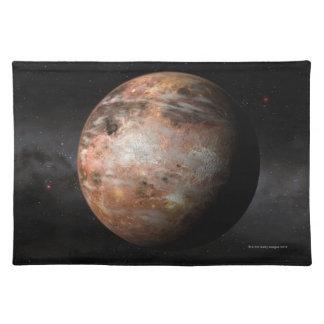 Carbon Planet Cloth Placemat