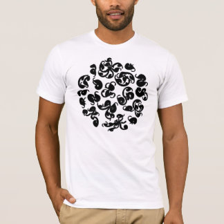 Carbon-Stressed Lung Surfactant Nanoparticles T-Shirt