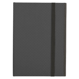 Carbon Style 04 iPad Air Cover