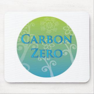Carbon Zero Mousepad