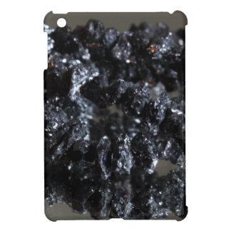 Carbonados black diamonds iPad mini cover
