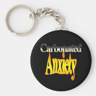 Carbonated Anxiety Keychain
