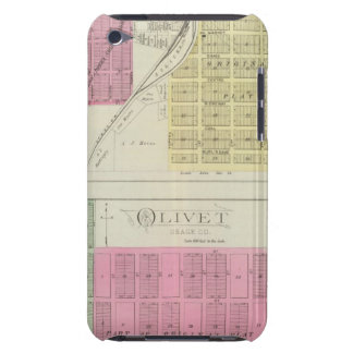 Carbondale, Quenemo, Kansas iPod Touch Cases