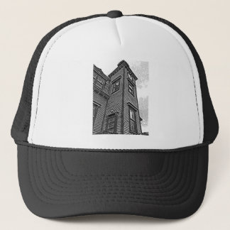 Carbonear Old Post Office Museum Trucker Hat