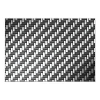 Carbonfiber Carbon Fiber (faux) Card
