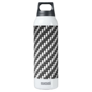 Carbonfiber Carbon Fiber (faux) SIGG Thermo 0.5L Insulated Bottle