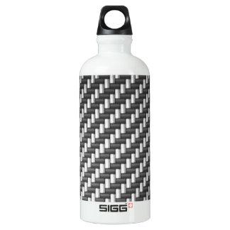 Carbonfiber Carbon Fiber (faux) SIGG Traveler 0.6L Water Bottle