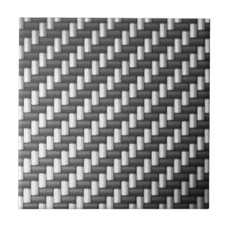 Carbonfiber Carbon Fiber (faux) Tile