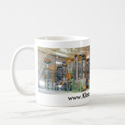 Carbonization Coffee Mug