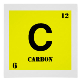 Carbono Posters