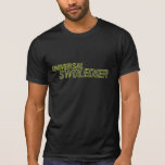 Carbono universal de Swoledier Camisetas