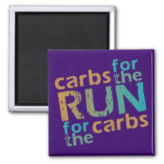 Carbs for the RUN * RUN for the Carbs Magnet