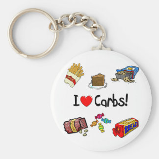 carbs key chain