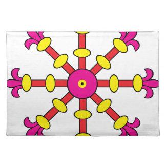 Carbuncle Cloth Placemat