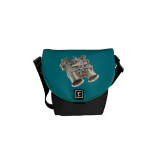 Carburetor Courier Bag