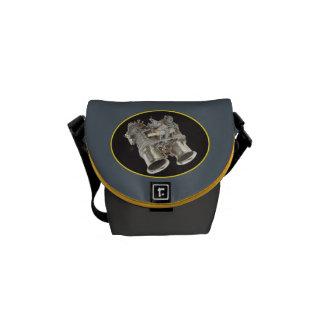Carburetor Messenger Bag