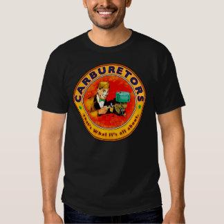 Carburetors Tee Shirt