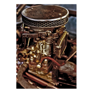 Carburettor Large Business Cards (Pack Of 100)