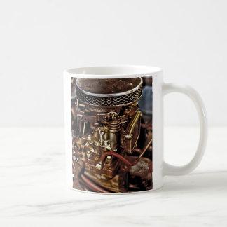 Carburettor Classic White Coffee Mug