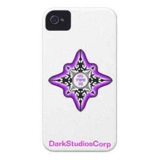 Cárcasa BlackBerry El Pini DJ Purple Case-Mate iPhone 4 Coberturas