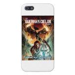 Carcasa Móvil 'La guerra de los Cielos' iPhone 5 Carcasas