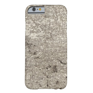 Carcassonne Barely There iPhone 6 Case