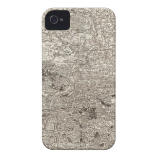 Carcassonne iPhone 4 Case-Mate Case