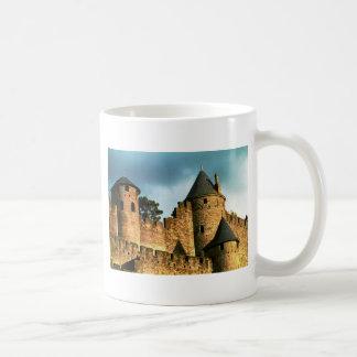 Carcassonne Castle Coffee Mug